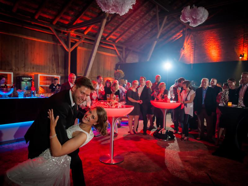 Private Anlässe – Hochzeit