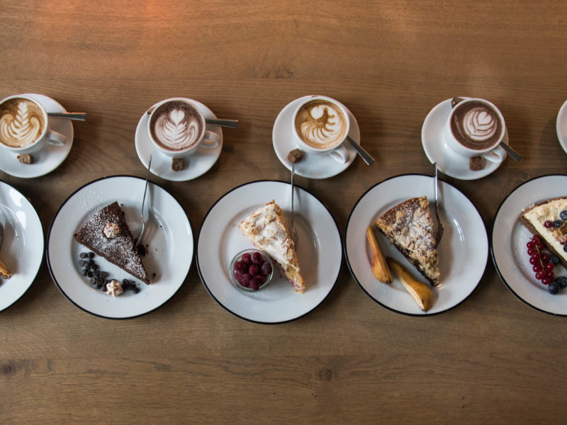 Markt 5 Café Kaffee und Kuchen