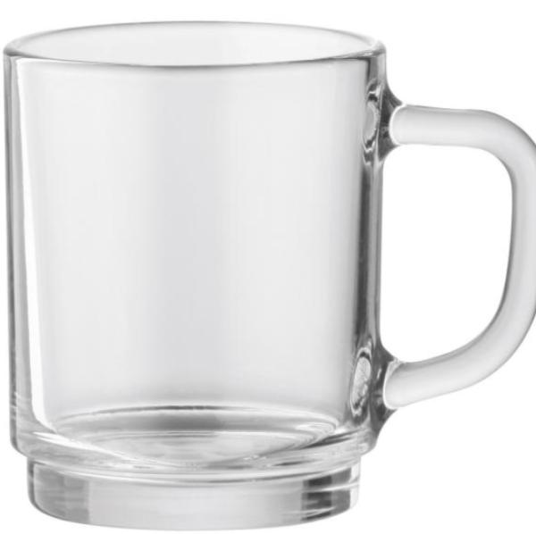 Tee- und Glühweinglas