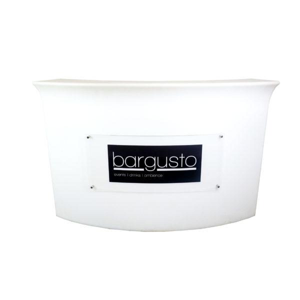 Leuchttheke break bar bargusto
