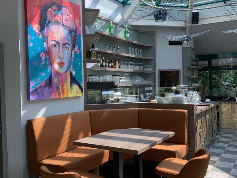 Pader Café Innenbereich